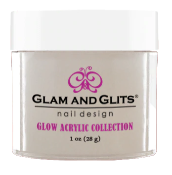 Glam & Glits Glow Acrylic (Cream) 1 oz Illuminate My Love - GL2001