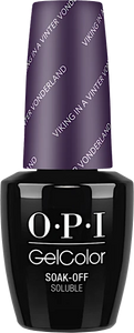 OPI GelColor Viking in a Vinter Vonderland #GCN49