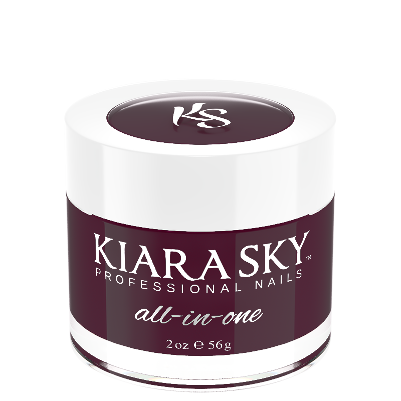 Kiara Sky All In One Dip Powder 2 oz Ghosted D5065-Beauty Zone Nail Supply