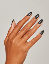 Load image into Gallery viewer, OPI Nail Lacquer Heart and Coal 0.5 oz HRM12-Beauty Zone Nail Supply
