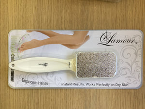 Lamour Nickel Foot File Callus Remover NK600-Beauty Zone Nail Supply