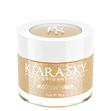 Load image into Gallery viewer, Kiara Sky All In One Dip Powder 2 oz Champagne Toast D5025-Beauty Zone Nail Supply