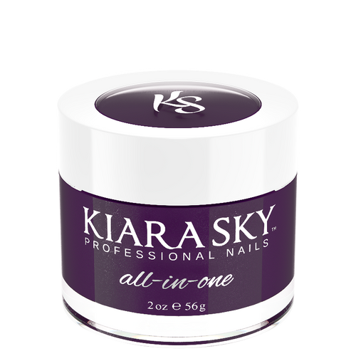 Kiara Sky All In One Dip Powder 2 oz Euphoric D5064-Beauty Zone Nail Supply