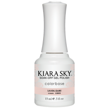 Load image into Gallery viewer, Kiara Sky All In One Gel Polish 0.5 oz Laven-Dare G5003-Beauty Zone Nail Supply
