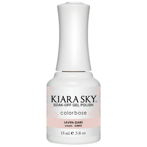 Kiara Sky All In One Gel Polish 0.5 oz Laven-Dare G5003-Beauty Zone Nail Supply