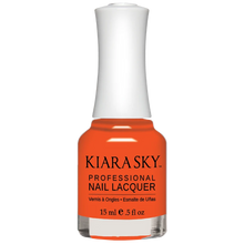 Load image into Gallery viewer, Kiara Sky All In One Nail Lacquer 0.5 oz ATTENTION PLEASE N5091-Beauty Zone Nail Supply