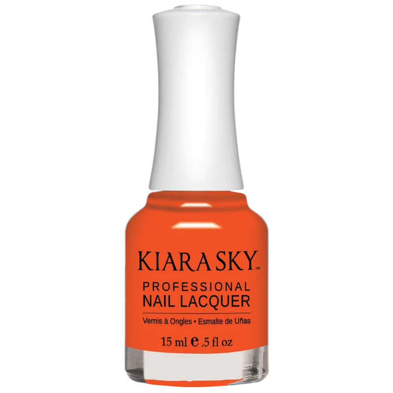 Kiara Sky All In One Nail Lacquer 0.5 oz ATTENTION PLEASE N5091-Beauty Zone Nail Supply
