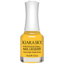 Load image into Gallery viewer, Kiara Sky All In One Nail Lacquer 0.5 oz BLONDED N5096-Beauty Zone Nail Supply