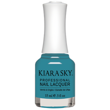 Load image into Gallery viewer, Kiara Sky All In One Nail Lacquer 0.5 oz BLUE MOON N5082-Beauty Zone Nail Supply