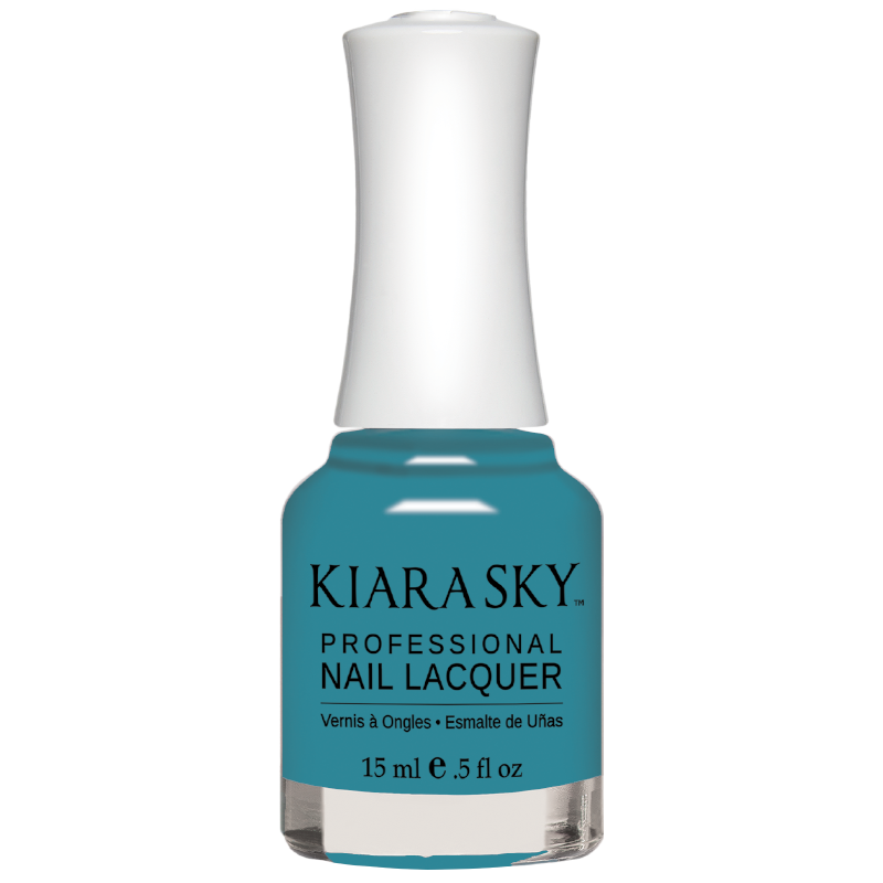 Kiara Sky All In One Nail Lacquer 0.5 oz BLUE MOON N5082-Beauty Zone Nail Supply