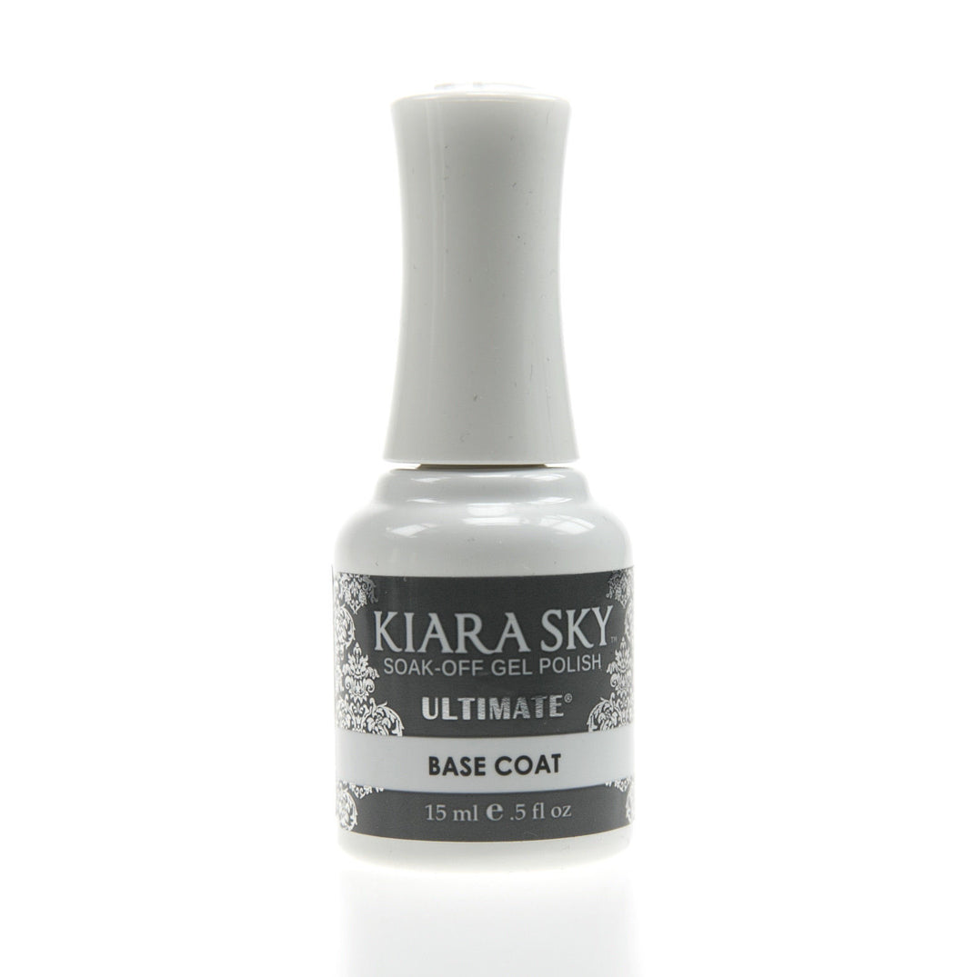 Kiara Sky Ultimate Gel Base Coat 0.5 Oz-Beauty Zone Nail Supply