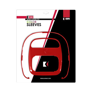 Kupa Trim Sleeve Replace For Manipro GLO LED Lamp Red