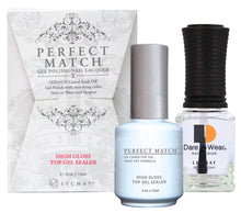 Load image into Gallery viewer, Lechat Perfect Match Duo TOP (Gel & Lacquer) PMT03-Beauty Zone Nail Supply