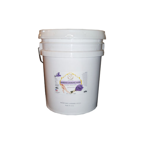 Monika Marine Mask Lavender Pail 5 Gallon