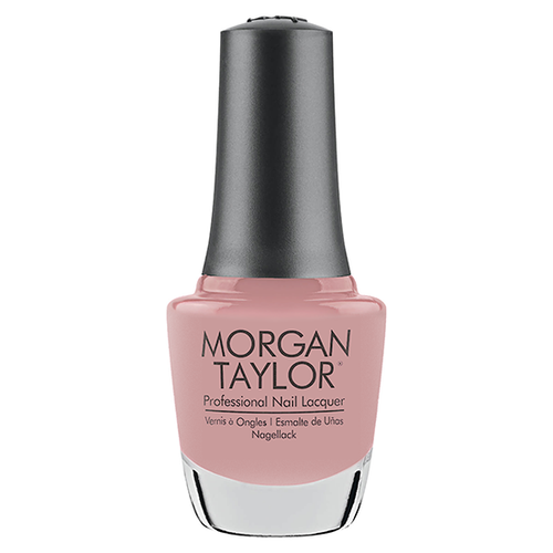 Morgan Taylor Nail Lacquer 0.5oz/15mL Keep It Simple #3110417