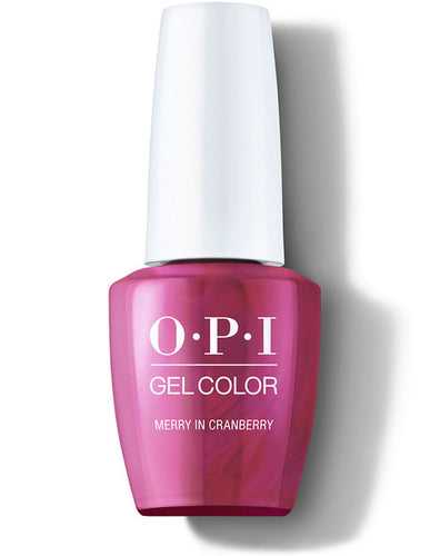 OPI Gel Polish Merry in Cranberry 0.5 oz #HPM07