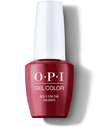 OPI Gel Polish Red-y For the Holidays 0.5 oz #HPM08