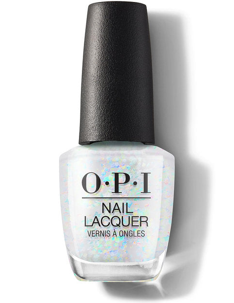 OPI Nail Lacquer All A'twitter in Glitter 0.5 oz HRM13-Beauty Zone Nail Supply