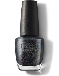 OPI Nail Lacquer Heart and Coal 0.5 oz HRM12-Beauty Zone Nail Supply