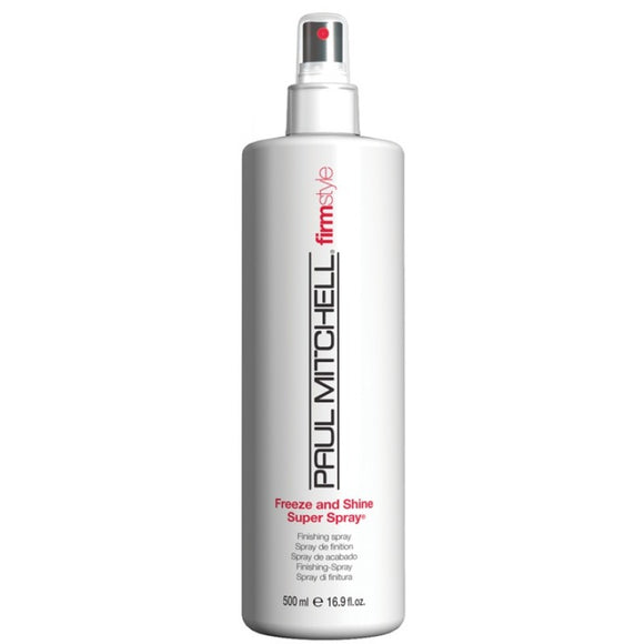 Paul Mitchell Freeze and Shine Super Hair Spray - 500ml/ 16oz