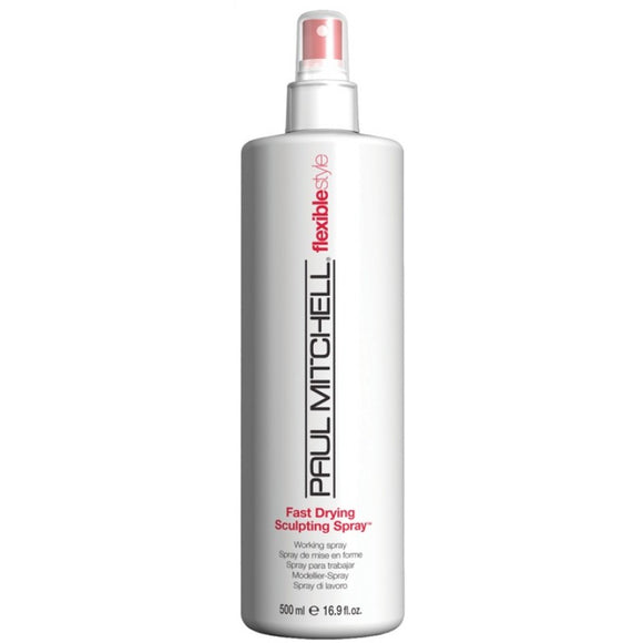 PAUL MITCHELL FAST DRYING SCULPTING SPRAY 16.9OZ #11448