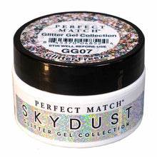 Load image into Gallery viewer, Perfect Match Glitter Gel Skydust Glitter Freeze GG07-Beauty Zone Nail Supply