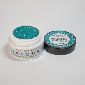 Perfect Match Glitter Gel Skydust Gamma Ray GG01-Beauty Zone Nail Supply
