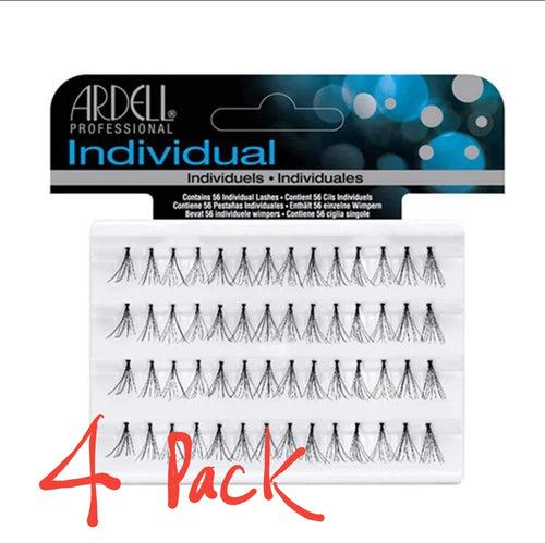 Ardell 4 pack Double Individuals Medium #61485-Beauty Zone Nail Supply