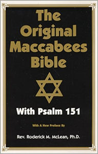 The Macabees Bible