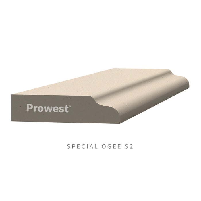 Profil Special Ogee S2 cant 2 cm