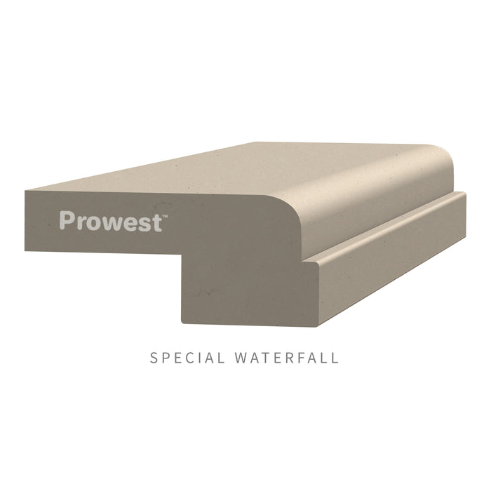 Profil Special Waterfall cant 4 cm