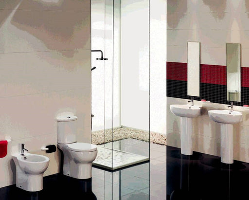 Set vas WC monobloc Durius