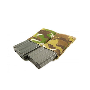 Ten-Speed® Double M4 Magazine Pouch