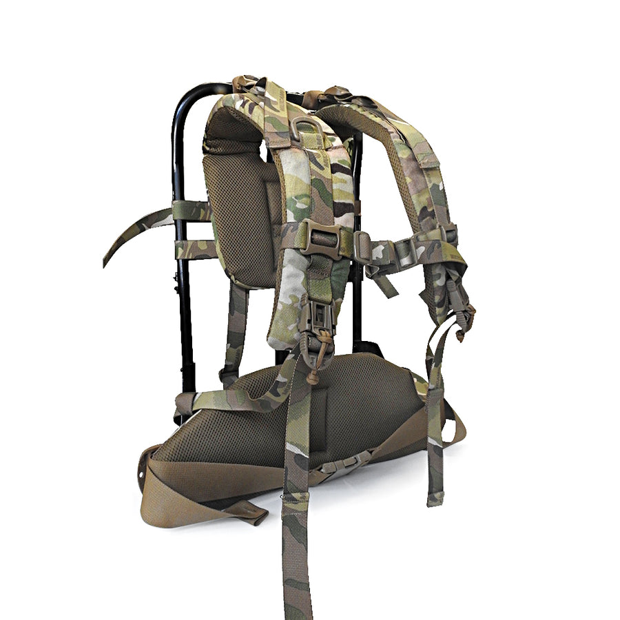 Alice Pack Straps and Hip Pad Multicam