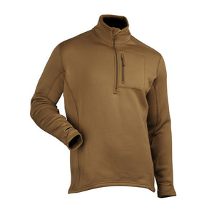 POWER STRETCH 1/4-ZIP PULLOVER
