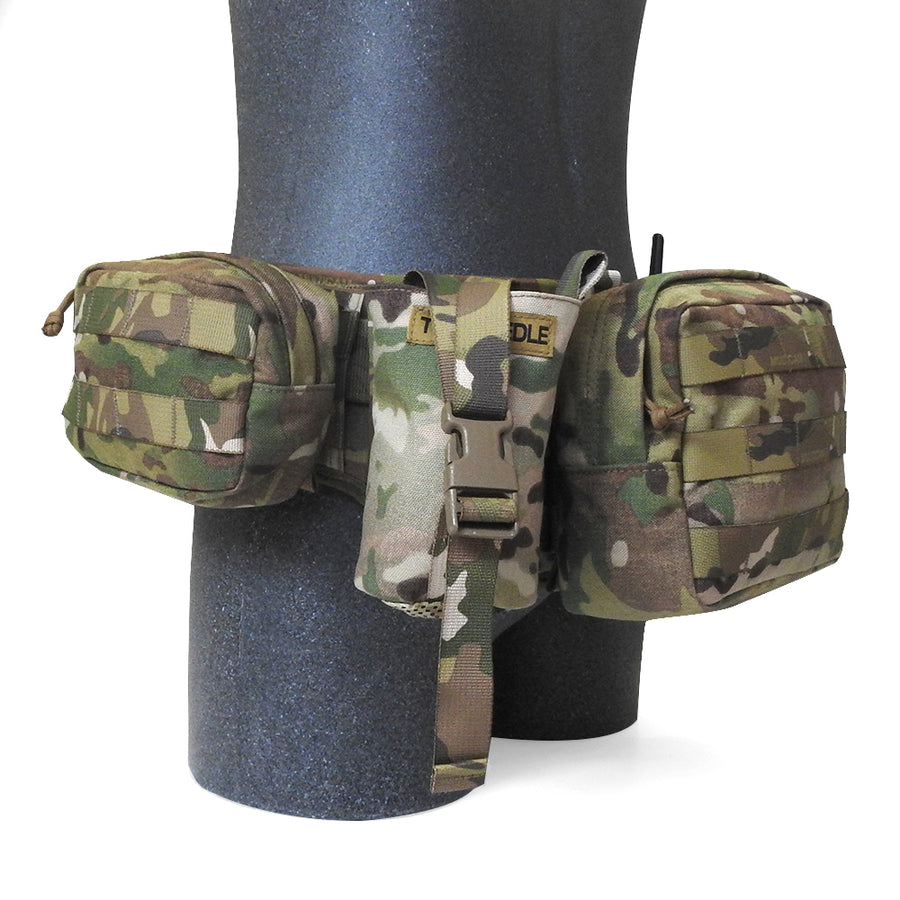The Ultimate Hunters Belt Combo Multicam