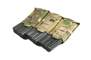 Stackable Ten-Speed M4 Mag Pouch Triple