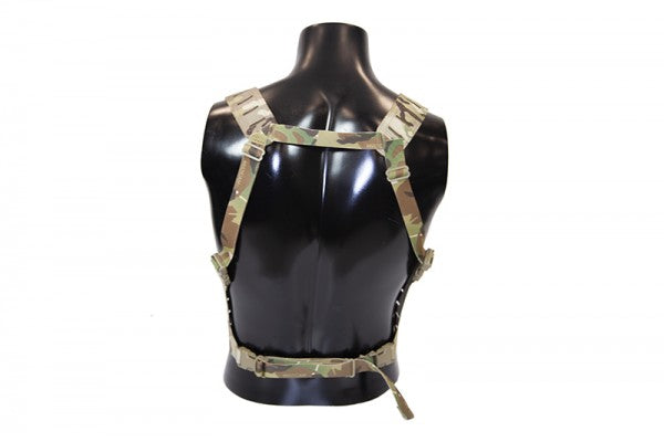 Blue Force Gear MOLLEminus Chestrig Multicam