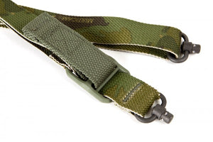 Vickers Push Button Combat Application Slings (Unpadded)