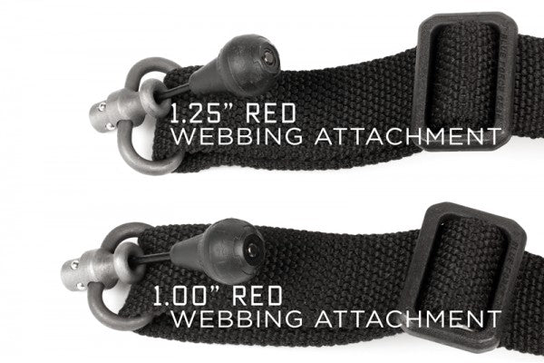 Rapid Emergency Detachment Swivel (RED Swivel)