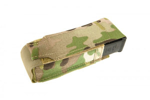 Single Pistol Mag Pouch with Flap