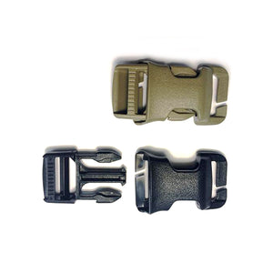 "ITW GT QASM Buckle 25mm (1"")"