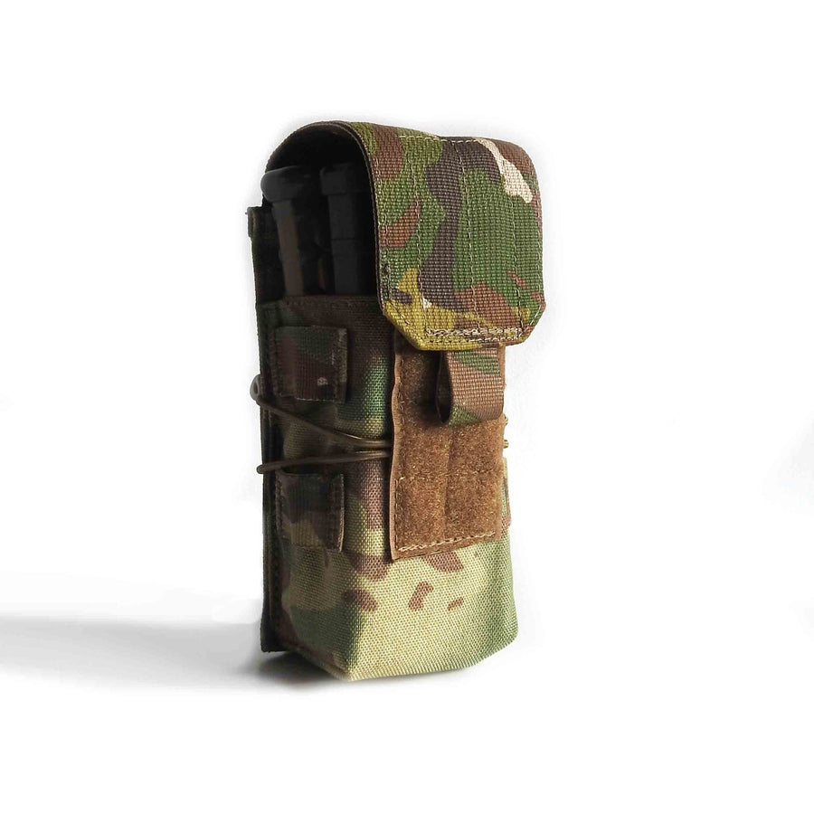 NZDF Double 5.56 Mag pouch