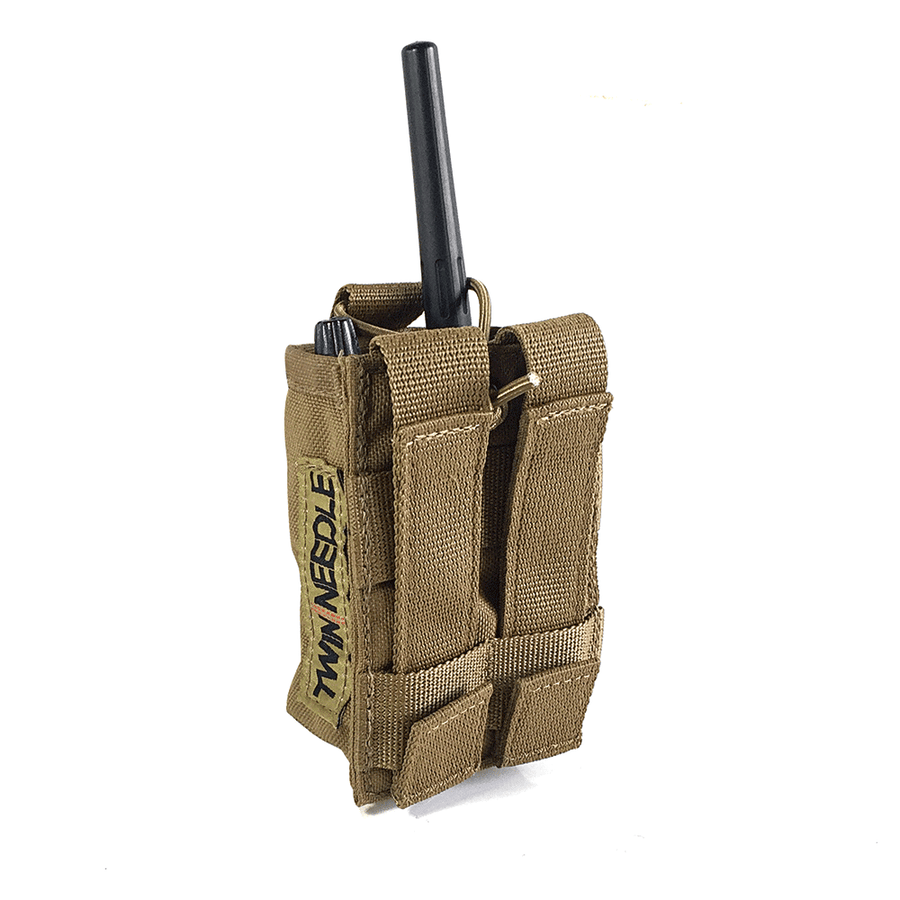 Radio/GPS Pouch (MOLLE mount)