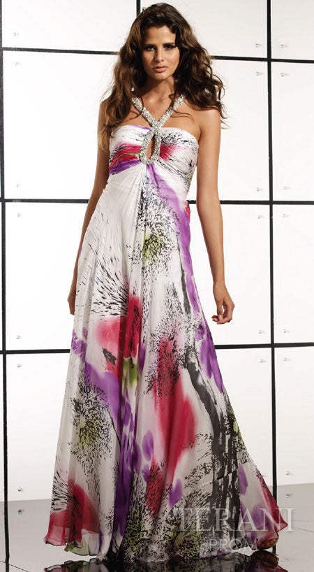 D1041 - Fabulous Prom Dress