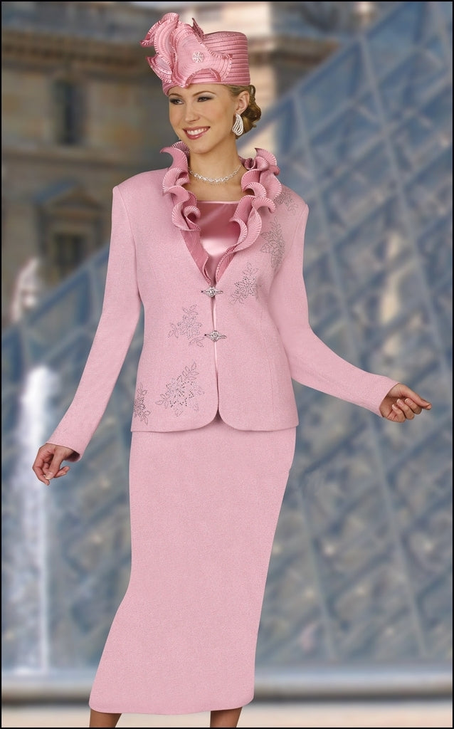 D470 - Women's Couture Social Occasion Suit