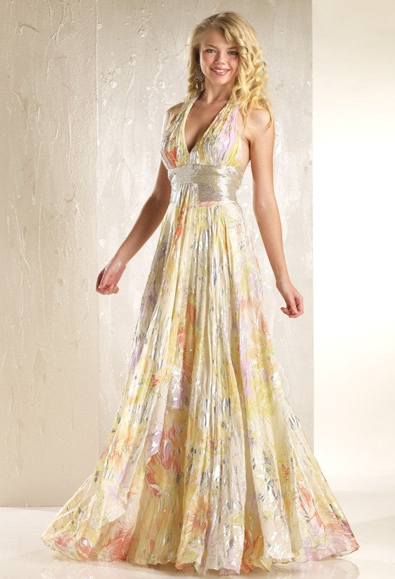 D1118 - Gorgeous Evening Dress