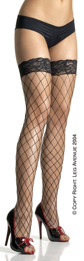 A336 - Fence Net Tight by Leg Avenue