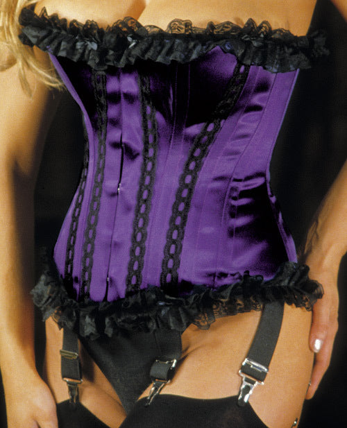 L970 - Axfords C111 Edwardian Style Overbust Corset