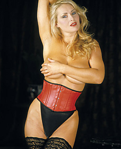 L982 - Axfords C310 Leather or Suede Underbust Corset